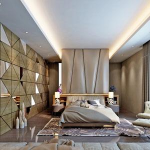 غرفة نوم مفردة
