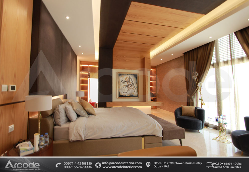 Marvelouse Master Bedroom