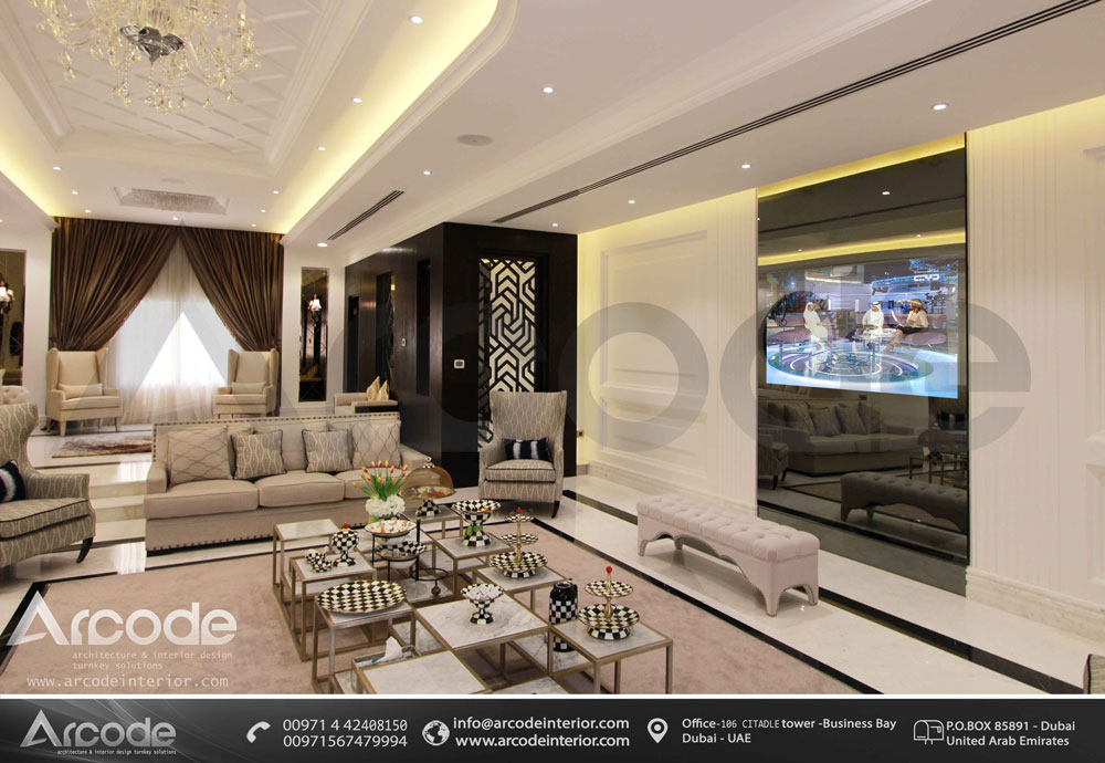 Living Area Executed