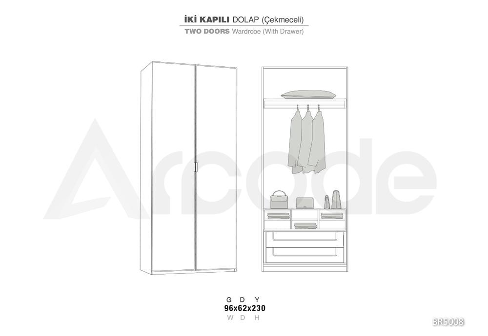 BR5008 Bedroom