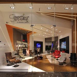 Stressless DFC showroom