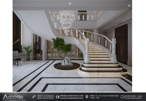 STAIRCASE AREA