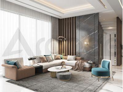 Modern Villa In Al Riyadh Abu Dhabi
