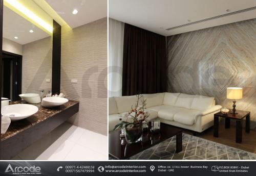 Washroom & Dining Room