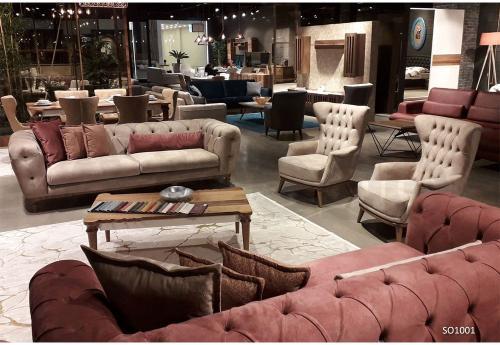 SO1001 Sofa Set