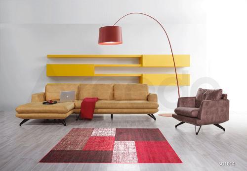 SO1014 Corner Sofa / Lshape