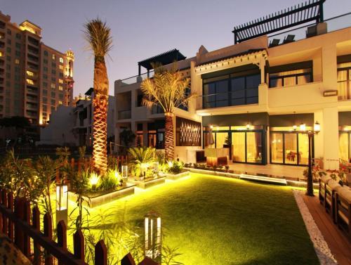 Palm Jumeirah Landscape Design